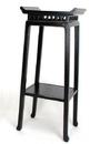 Wayborn 5660-42 Chow Pedestal, 42'' x 18.5'' x 14'', Ant. Black
