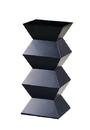 Wayborn 5663B Obit Pedestal, Ant. Black