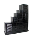 Wayborn 5711B Tonsu Step Cabinet, 60'' x 52'' x 16''