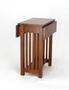 Wayborn 9003 Drop Leaf Table, 26'' x 22'' x 23.5'', Oak