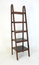 Wayborn 9025 Ladder Storage, 67.5'' x 19'' x 19'', Brown