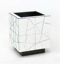 Wayborn MC013-B Beveled Mirror Pedestal, 19'' x 16'' x 16''