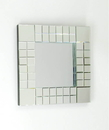 Wayborn MR322 Square Beveled Mirror, 23'' x 23'' x 1.5''
