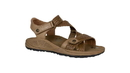 Xelero X29413 Sandy Sandal Shoes - Mocha