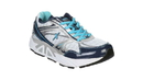 Xelero X62481 Genesis XPS Ladies Walking Shoes - White/Lt Blue