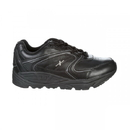 Xelero X85800 Men's Matrix II Sport Shoes - Black/Charcoal leather