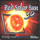 Dream Saver 3D LQDRERESOJ Red Solar Sun 3D Screensaver