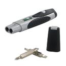 Generic KC-055 Deluxe 3 In 1 Pocket Multi Tool- Level, Flashlight & Interchangeable Screwdriver