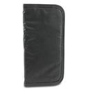 Travelon Luggage Safe ID Checkbook Wallet (Black)