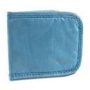 Travelon Safe ID Slim Card Wallet with RFID Blocking (Teal)