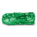 Calypso Studios Glitz Bendi Sequin Wire Headband, Green