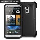 OtterBox Defender Case HTC One Max Black