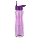 Aqua Vessel Ultra Lite Tritan 25oz Filtration Bottle - 100 Gallon Filter, Violet