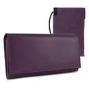 Halo Women's Power Wallet 3000 w/RFID Protection (Purple)