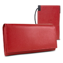 Halo Women's Power Wallet 3000 w/RFID Protection (Red)