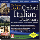 Oxford University Press lopopitpoj Italian Pocket Dictionary