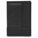 Travelon SafeID Accent Passport Case & Wallet, Black , 82860-500