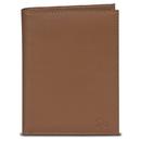 Travelon SafeID Leather Passport Wallet, Saddle , 72881-740