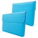 Snugg 97597 Snugg Leather Sleeve Case for Microsoft Surface Pro Cyan