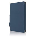 Incipio mrsf-081-nvy Incipio Roosevelt Folio Cover For Microsoft Surface 3, Blue