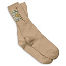 Travelon Security Socks, Tan (Large)