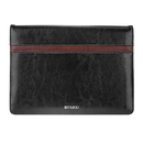 Maroo MR-MS3448 Maroo Leather Folio Case for Microsoft Surface Pro, Black