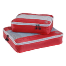 Uncharted Ultra-Lite Packing Cube 2 Piece Set, Cherry , UF52