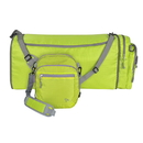 Travelon Convertible 2-in-1 Crossbody Duffel, Lime , 42818-410