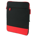 Incipio MRSF-086-BREDtb Incipio Asher Nylon Sleeve Case for 11