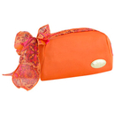 Jacki Design Summer Bliss Cosmetic Pouch, Orange