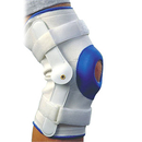 Deluxe Compression Knee Support With Hinge - Large