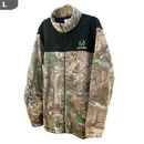 Realtree RTI010000.239099.L Realtree Men's Aspen RT-XTRA & Black Panels Jacket, Large