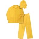 Ironwear 83616 Ironwear 3 Piece Economy Rainsuit Yellow 8236-Y, 3XL
