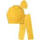 Ironwear 83617 Ironwear 3 Piece Economy Rainsuit Yellow 8236-Y, 4XL