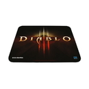 SteelSeries 67229 SteelSeries QcK Limited Edition Diablo III Logo Edition Gaming Mouse Pad