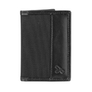 Travelon 82022-500 Travelon Hack-Proof RFID Blocking Bifold Card Holder Slim Wallet Black
