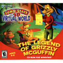 Knowledge Adventure 83983 Jumpstart 3D Virtual World: The Legend Of Grizzly Mcguffin
