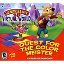 Knowledge Adventure 83985 Jumpstart 3D Virtual World - Quest For The Color Meister