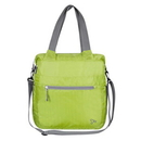 Travelon 42815-410 Travelon Lightweight Folding Crossbody Tote - Lime