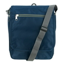 Travelon 21022 Triplogic Slim Travel Luggage CrossBody Day Bag Navy
