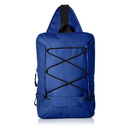 Buxton TH425 Buxton Thor Sling Waterproof Utility Hiking Daypack Backpack Blue