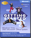 Microsoft X13-42874 Getting Started: Windows Vista & 2007 Microsoft Office System