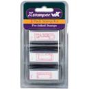 Xstamper 35203 35203XStamper VX3 Pack General Office