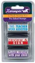 Xstamper 35206 Teacher Stamp Kit #2XStamper VX35206