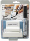 Xstamper 35303 Secure Stamp (Large) & Marker