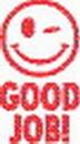 Xstamper 35619 'GOOD JOB' 7/8
