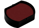 Xstamper 41078 Pad Replacement P15, Red, New