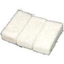 Xstamper 42403 Pad Replacement 40244 (3 pack), UnInk ed