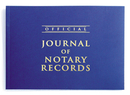 Xstamper 45500 Notary Journal141 Page Book