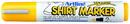 Xstamper 47180 T-Shirt Marker EKT-2, 2.0mm, Yellow